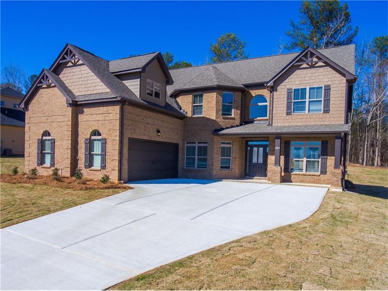 223 Darien Drive, Senoia, GA 30276 (MLS #5712220) :: North Atlanta Home Team