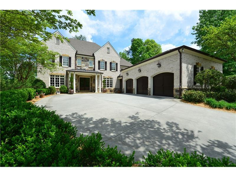 4651 Dudley Lane, Atlanta, GA 30327 (MLS #5718775) :: North Atlanta Home Team