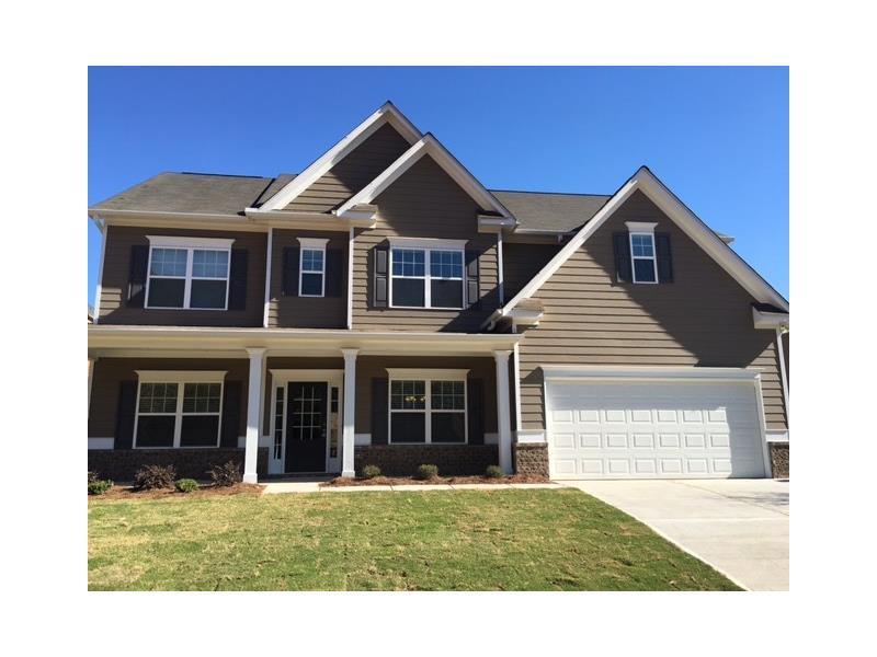 174 Cherokee Reserve Circle, Canton, GA 30115 (MLS #5719567) :: North Atlanta Home Team