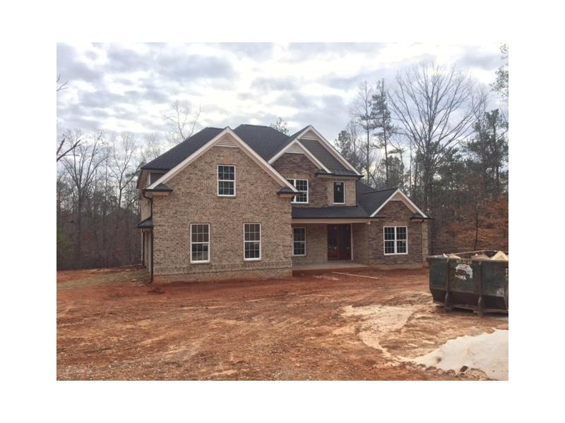 7761 Capps Ridge Lane, Douglasville, GA 30135 (MLS #5723179) :: North Atlanta Home Team