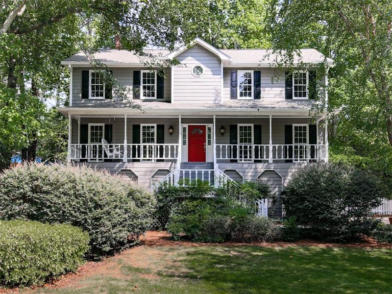 3205 Lakeridge Drive SE, Marietta, GA 30067 (MLS #5729213) :: North Atlanta Home Team
