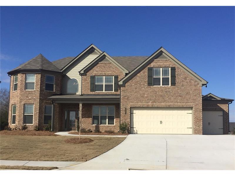 1283 Skipping Stone Court, Dacula, GA 30019 (MLS #5731134) :: North Atlanta Home Team