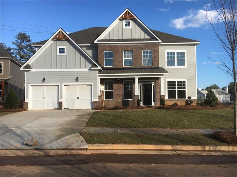 4108 Bradbury Lane, Alpharetta, GA 30022 (MLS #5733920) :: North Atlanta Home Team