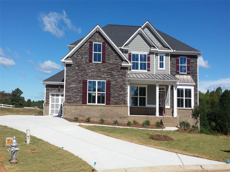 490 Delaperriere Loop, Jefferson, GA 30549 (MLS #5743382) :: North Atlanta Home Team