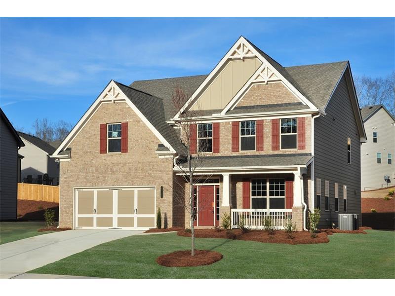 4735 Danbury Farms Drive, Cumming, GA 30040 (MLS #5745750) :: North Atlanta Home Team