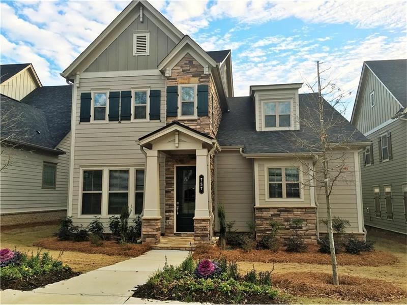757 Henry Drive, Marietta, GA 30060 (MLS #5747972) :: North Atlanta Home Team