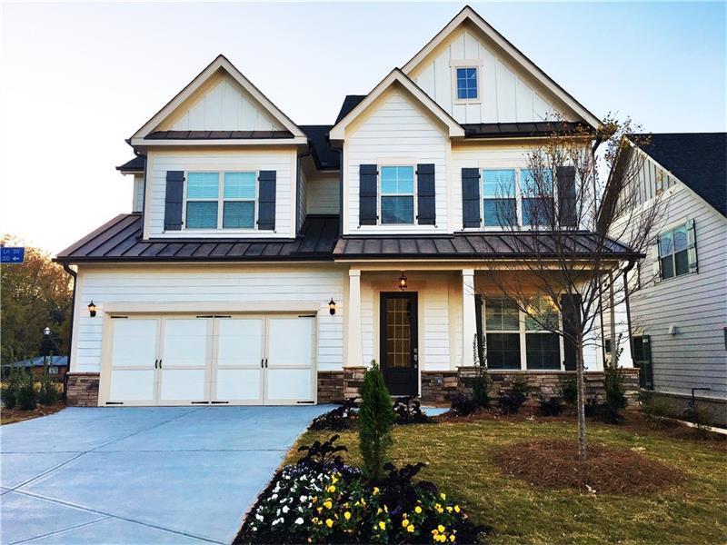 340 Marietta Walk Lane, Marietta, GA 30064 (MLS #5753188) :: North Atlanta Home Team
