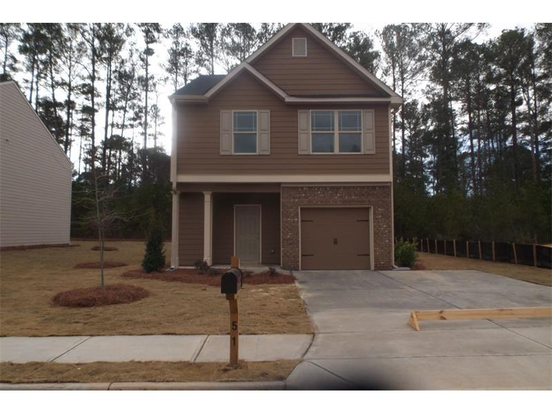 51 Trotter Court, Newnan, GA 30263 (MLS #5756243) :: North Atlanta Home Team