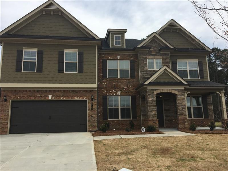 319 Hillgrove Drive, Holly Springs, GA 30115 (MLS #5759200) :: North Atlanta Home Team