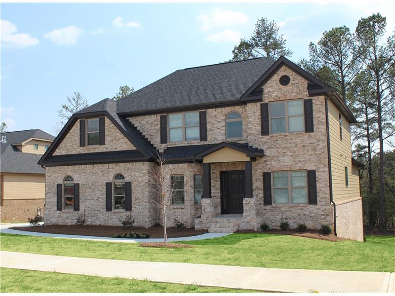 3863 Rose Bay Way, Conyers, GA 30094 (MLS #5762122) :: North Atlanta Home Team