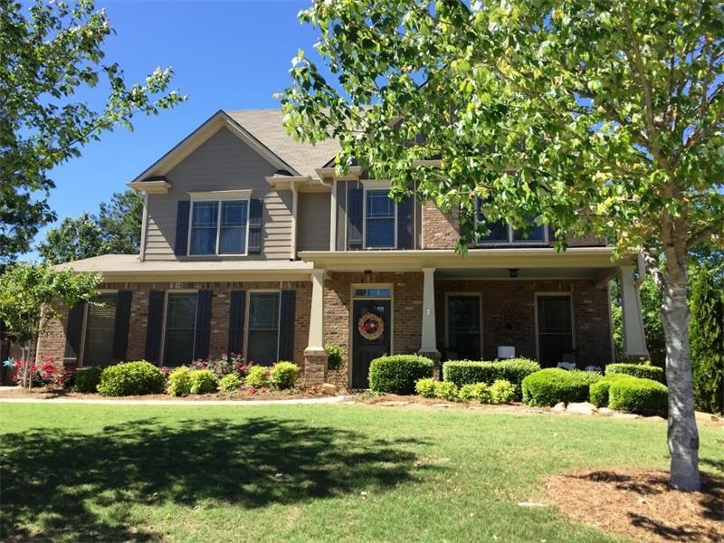 558 Grand Ivey Place, Dacula, GA 30019 (MLS #5815185) :: Carrington Real Estate Services