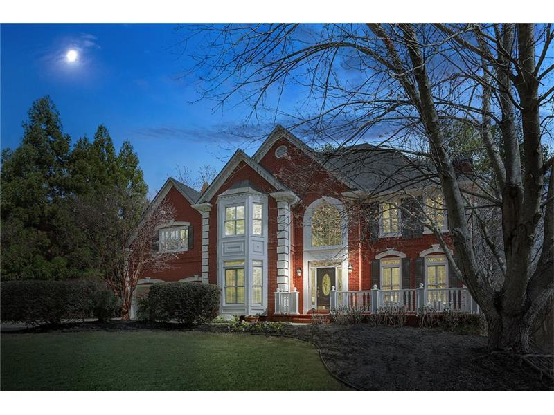 5850 Brookstone Walk NW, Acworth, GA 30101 (MLS #5817855) :: Carrington Real Estate Services