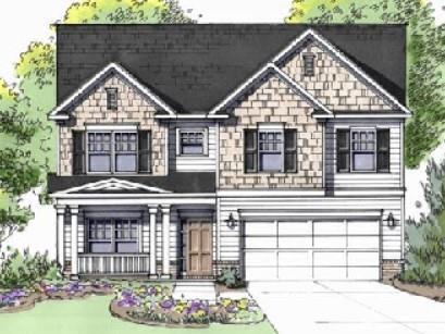 205 Gorham Gates Drive, Hiram, GA 30141 (MLS #5890378) :: RE/MAX Paramount Properties