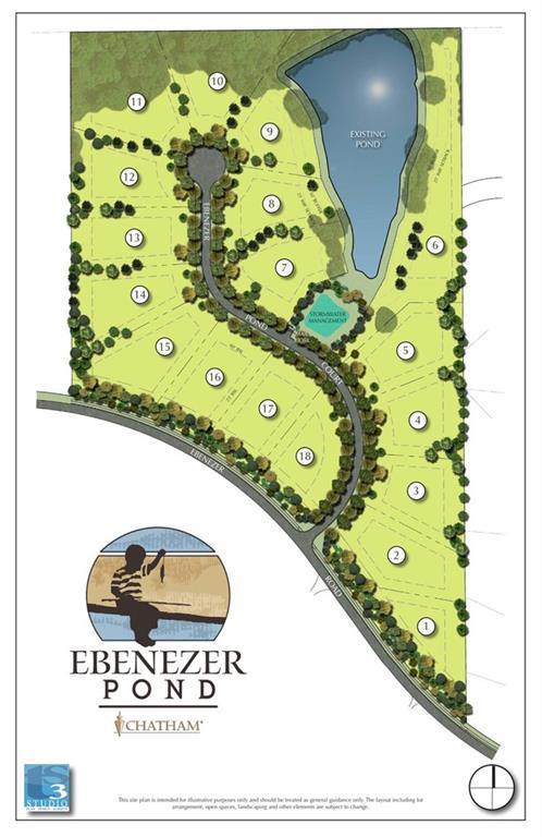 12675 Ebenezer Pond Court, Milton, GA 30004 (MLS #5922811) :: North Atlanta Home Team