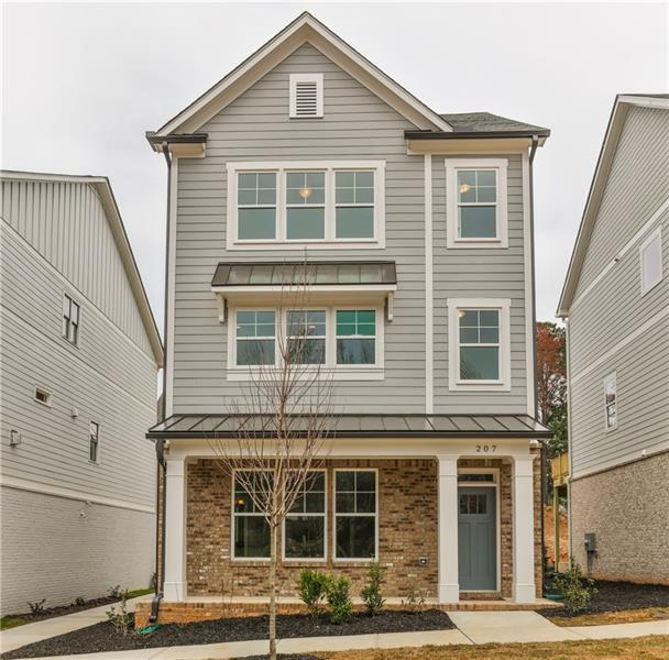 207 Highland Park Point, Woodstock, GA 30188 (MLS #5924532) :: Path & Post Real Estate