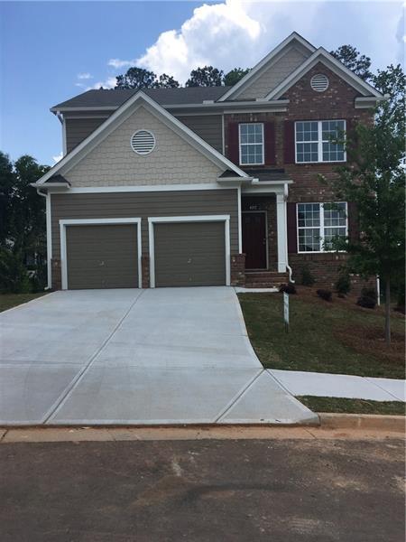 4312 Lidell Lane, Austell, GA 30106 (MLS #5963543) :: North Atlanta Home Team