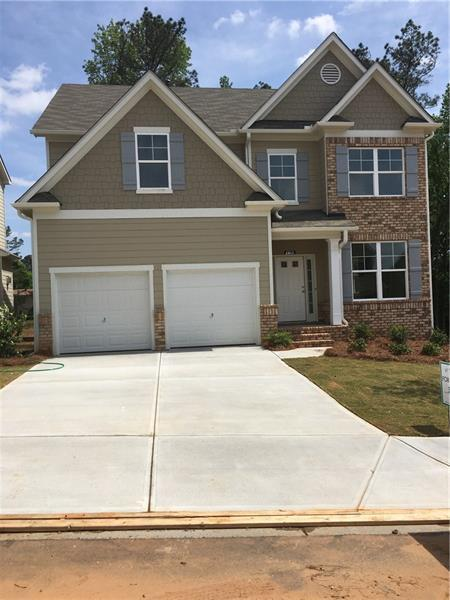 2017 Chesley Drive, Austell, GA 30106 (MLS #5963897) :: North Atlanta Home Team