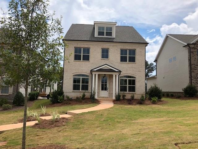 810 Deerfield Township Way N, Alpharetta, GA 30004 (MLS #5975079) :: North Atlanta Home Team