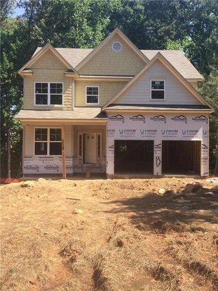 4936 Crider Creek Drive, Powder Springs, GA 30127 (MLS #5976590) :: Carr Real Estate Experts