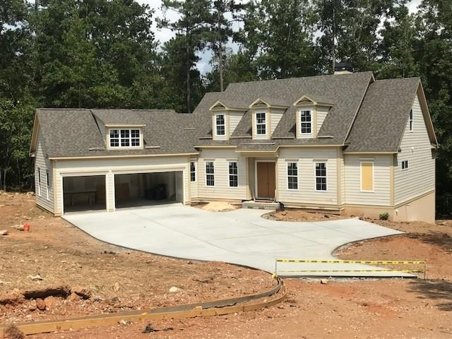 123 Silver Lake Way, Fayetteville, GA 30215 (MLS #6000561) :: The Cowan Connection Team