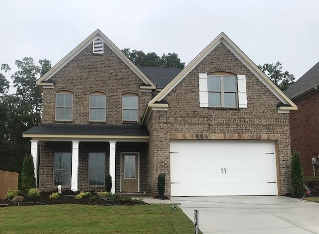 2704 Limestone Creek Drive, Gainesville, GA 30501 (MLS #6028126) :: The Russell Group