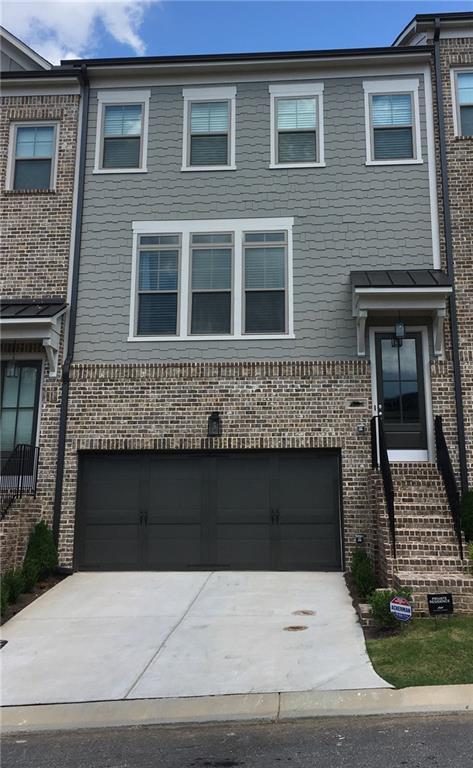 2368 Montford Place SE #50, Smyrna, GA 30080 (MLS #6028390) :: North Atlanta Home Team
