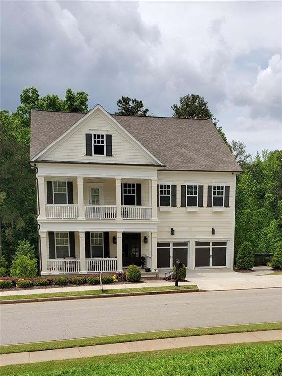7518 Grand Reunion Drive, Hoschton, GA 30548 (MLS #6034338) :: Iconic Living Real Estate Professionals