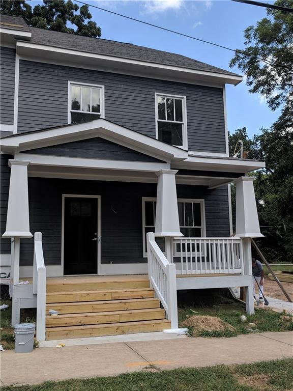 617 Chestnut Street, Hapeville, GA 30354 (MLS #6036313) :: The Cowan Connection Team