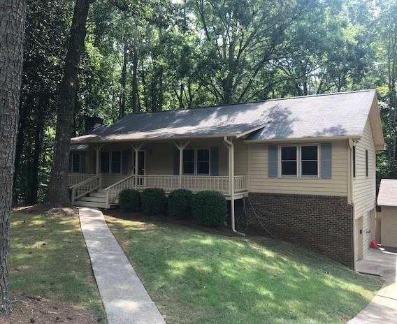 3809 Stonewall Drive NW, Kennesaw, GA 30152 (MLS #6039693) :: The Russell Group