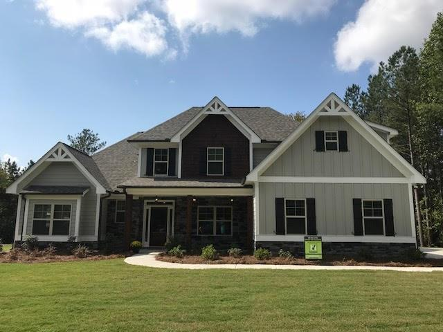 607 Red Leaf Way, Canton, GA 30114 (MLS #6043120) :: Iconic Living Real Estate Professionals