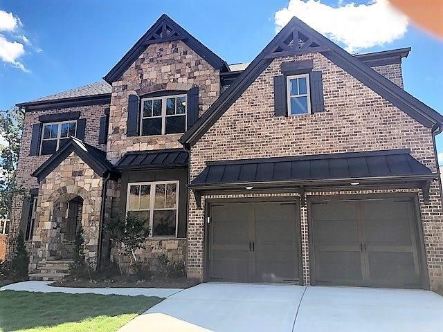 768 Adler Court, Alpharetta, GA 30005 (MLS #6062561) :: The Cowan Connection Team