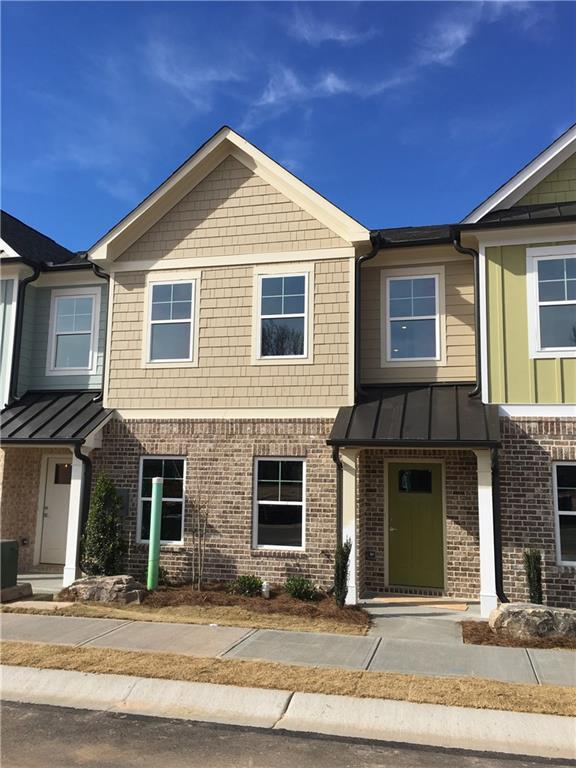 177 Panther Point Lane #43, Lawrenceville, GA 30046 (MLS #6072507) :: North Atlanta Home Team