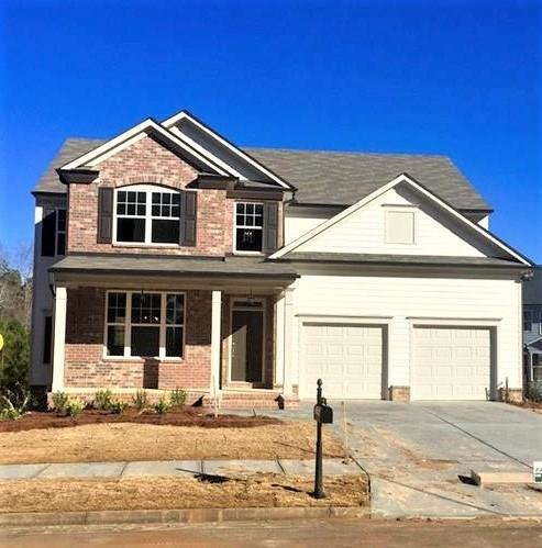 4058 Fellowship Drive, Buford, GA 30519 (MLS #6072786) :: North Atlanta Home Team