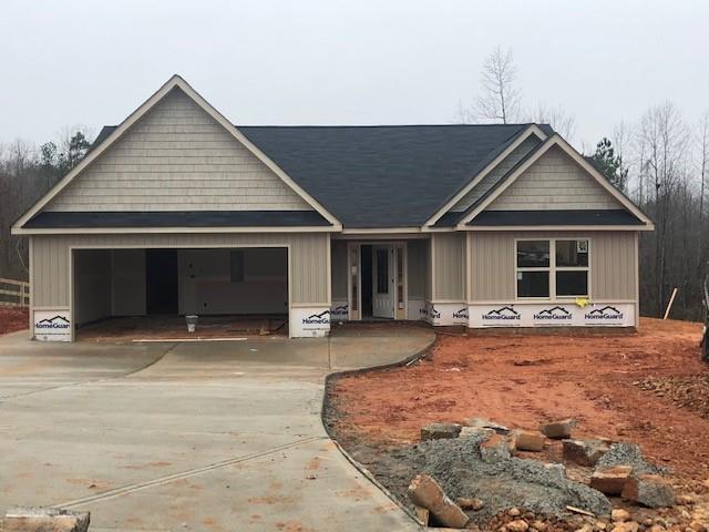 124 White Creek Dr, Rockmart, GA 30153 (MLS #6072905) :: Kennesaw Life Real Estate