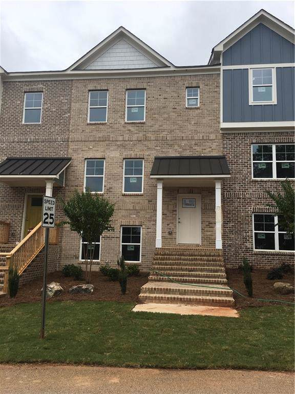 266 Oak Street #2, Lawrenceville, GA 30046 (MLS #6099586) :: The Heyl Group at Keller Williams