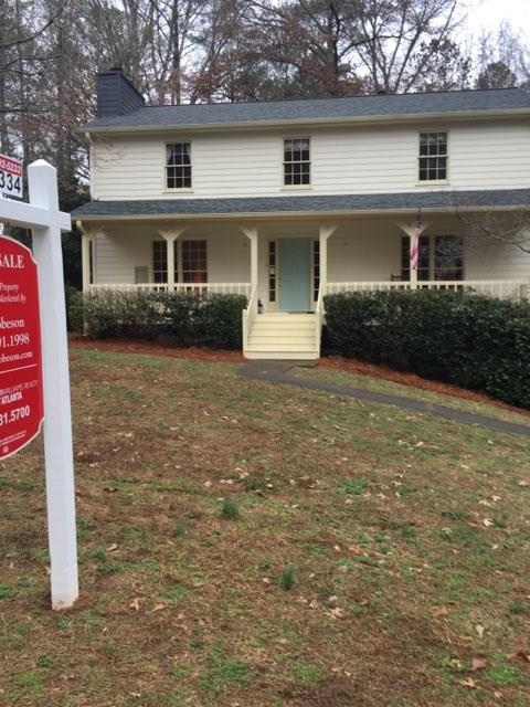 1043 Dogwood Forest Drive, Marietta, GA 30068 (MLS #6108755) :: North Atlanta Home Team