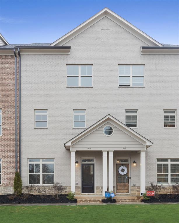 1236 Stone Castle Circle SE #10, Smyrna, GA 30080 (MLS #6518681) :: Iconic Living Real Estate Professionals