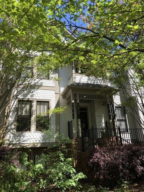 499 NE Moreland Avenue NE H, Atlanta, GA 30307 (MLS #6532551) :: RE/MAX Paramount Properties