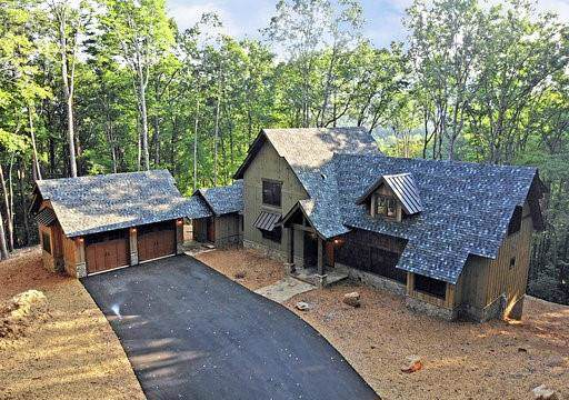 0 Greystone Trace #427, Ellijay, GA 30536 (MLS #6551246) :: Charlie Ballard Real Estate