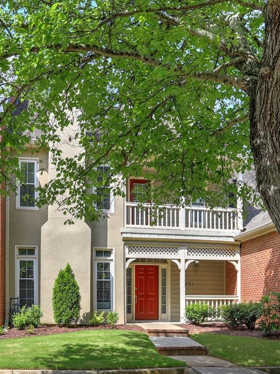 303 Carryback Drive, Marietta, GA 30068 (MLS #6552737) :: North Atlanta Home Team