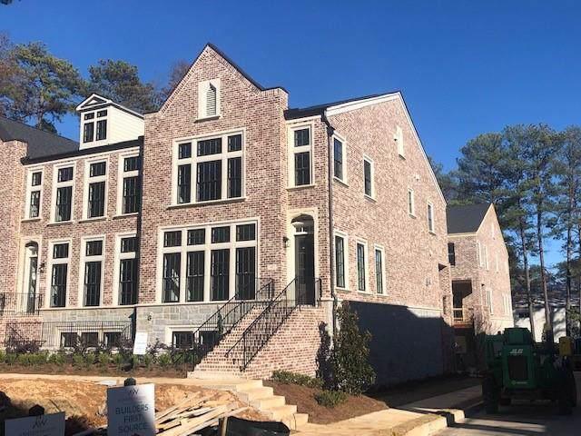 264 Devin Place NE #15, Atlanta, GA 30305 (MLS #6583344) :: North Atlanta Home Team