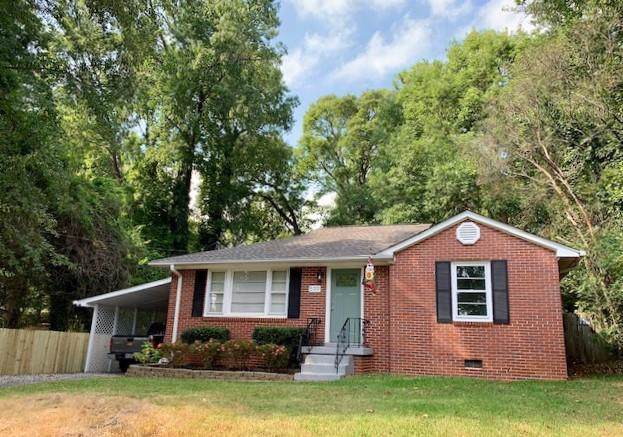 599 Kennesaw Drive SE, Smyrna, GA 30080 (MLS #6614429) :: North Atlanta Home Team