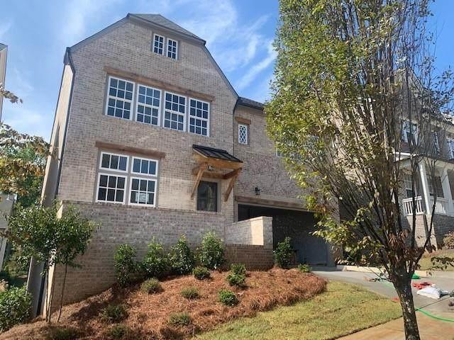 425 Baroque Drive, Alpharetta, GA 30009 (MLS #6751647) :: The Heyl Group at Keller Williams