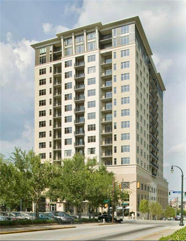 565 Peachtree Street NE #810, Atlanta, GA 30308 (MLS #6893744) :: North Atlanta Home Team