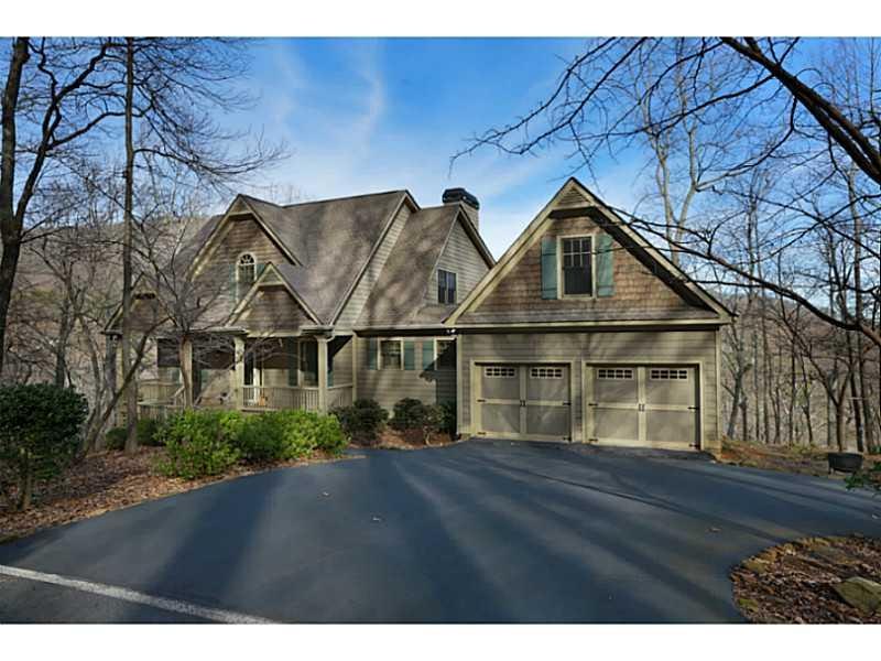 1316 Valley View Drive, Big Canoe, GA 30143 (MLS #5275556) :: Carrington Real Estate Services