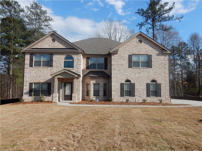 3748 Bayberry Way, Conyers, GA 30094 (MLS #5605543) :: North Atlanta Home Team