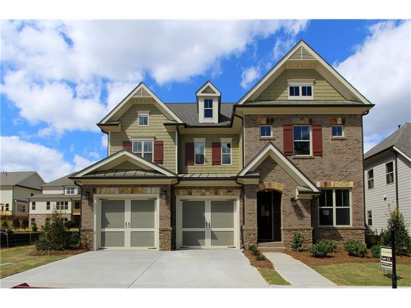 11385 Crestview Terrace - Lot 172, Johns Creek, GA 30024 (MLS #5628504) :: North Atlanta Home Team