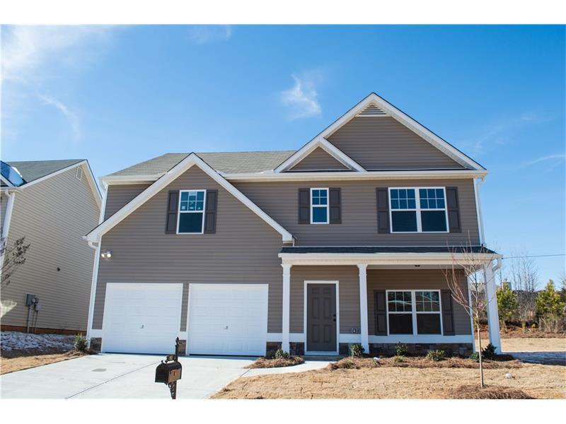 91 Concord Place, Hiram, GA 30141 (MLS #5629605) :: North Atlanta Home Team