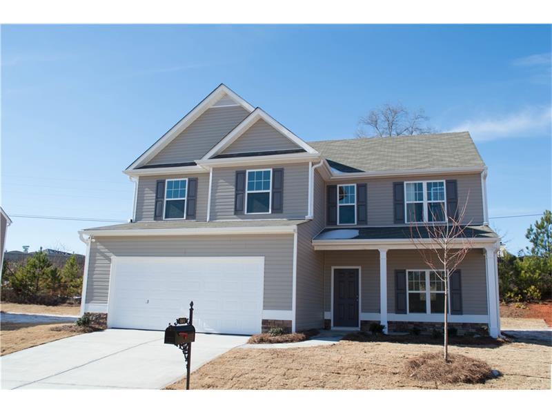 101 Concord Place, Hiram, GA 30141 (MLS #5630566) :: North Atlanta Home Team