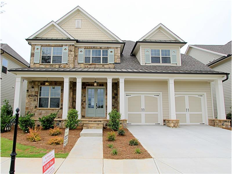 845 Brookmere Way - Lot 179, Johns Creek, GA 30024 (MLS #5639080) :: North Atlanta Home Team